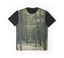 Classic Antique Trees Number 4 Graphic T-Shirt