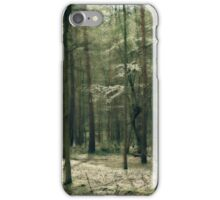 Classic Antique Trees Number 4 iPhone Case/Skin