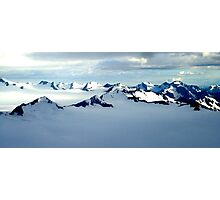 Alaska Scenery Photographic Print