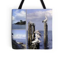 Beaumaris collage - Victoria - Australia Tote Bag