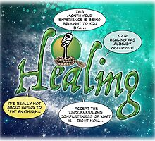Healing by Paul  Reynolds