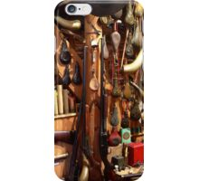 Gun Collector iPhone Case/Skin