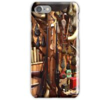 Gun Collector iPhone Case/Skin