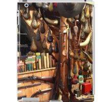 Gun Collector iPad Case/Skin