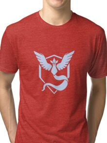 pastel team mystic Tri-blend T-Shirt