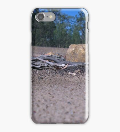 Australian outback iPhone Case/Skin