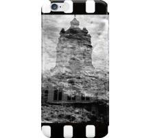 Castle in the sea iPhone Case/Skin