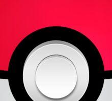 Pokemon Go Ball Sticker