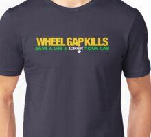 Wheel Gap Kills (3) Unisex T-Shirt