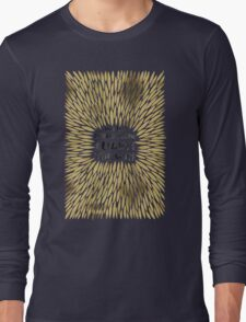 Bridges Burned – Gold Long Sleeve T-Shirt