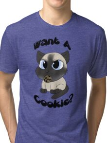 My Favorite Murder - Want a Cookie? Tri-blend T-Shirt