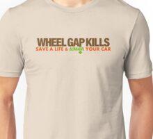 Wheel Gap Kills (4) Unisex T-Shirt