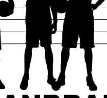 New Era Lakers Sticker