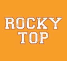 Vintage Rocky Top - orange by medallion