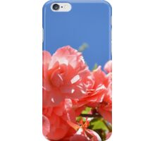 Pink Spring flowers iPhone Case/Skin