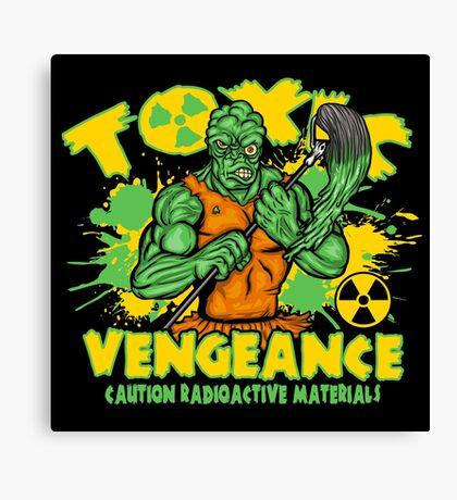 Toxic Vengeance Canvas Print
