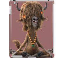 Yax the Yak - Zootopia iPad Case/Skin