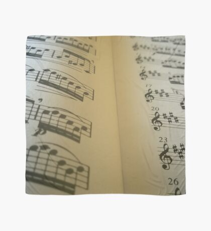 Music in the Middle Scarf