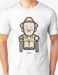 Breaking Bad Icon Set - HECTOR SALAMANCA T-Shirt
