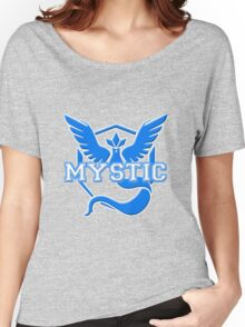 Team Mystic Varsity Women's Relaxed Fit T-Shirt