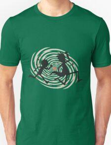 running rickmorty Unisex T-Shirt