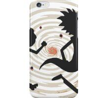 running rickmorty iPhone Case/Skin