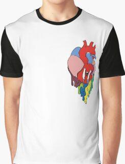 twenty one pilots - self titled - heart Graphic T-Shirt