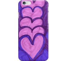 Heart Explosion iPhone Case/Skin