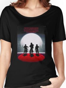 The stranger Things original series Women's Relaxed Fit T-Shirt
