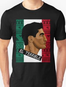 EL TERRIBLE Unisex T-Shirt