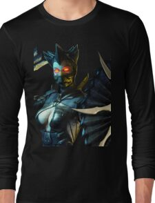 MORTAL KOMBAT KITANA DARK EMPRESS Long Sleeve T-Shirt