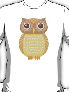 One Friendly Owl T-Shirt