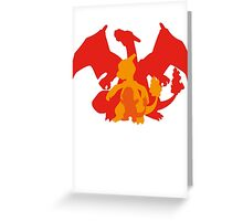 Start with... FIRE! Greeting Card