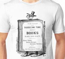 Duddecimo Tome Books Unisex T-Shirt