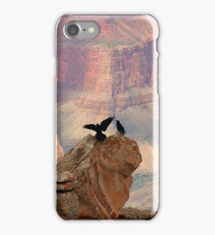 Grand Canyon Ravens iPhone Case/Skin