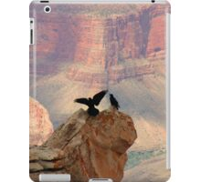 Grand Canyon Ravens iPad Case/Skin