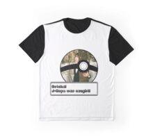 BTS Pokemon - JHope Graphic T-Shirt
