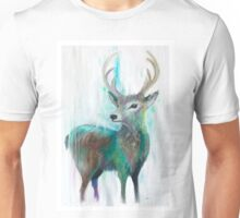 Prismatic Deer Unisex T-Shirt