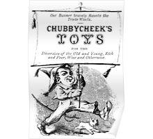 Chubbycheek's Toys Poster