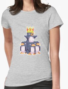 STARBOUND - Penguin captain Womens Fitted T-Shirt