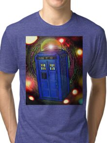 WALKING IN INFINITY Tri-blend T-Shirt