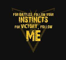 "Team Instinct - ""Follow Me"" Zipped Hoodie"