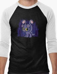 D&D Tee - Displacer Beast Men's Baseball ¾ T-Shirt