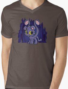 D&D Tee - Displacer Beast Mens V-Neck T-Shirt