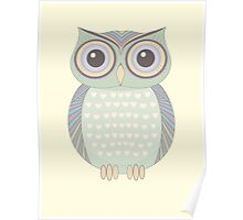 Only One Owl Poster