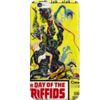 The Day of the Triffids Retro Movie Pop Culture Art iPhone Case/Skin
