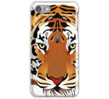 Tiger 578 iPhone Case/Skin