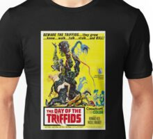 The Day of the Triffids Retro Movie Pop Culture Art Unisex T-Shirt
