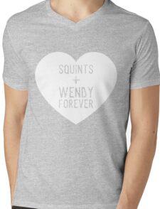 squints+wendy forever  Mens V-Neck T-Shirt
