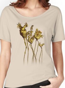Dali Chocobos Women's Relaxed Fit T-Shirt